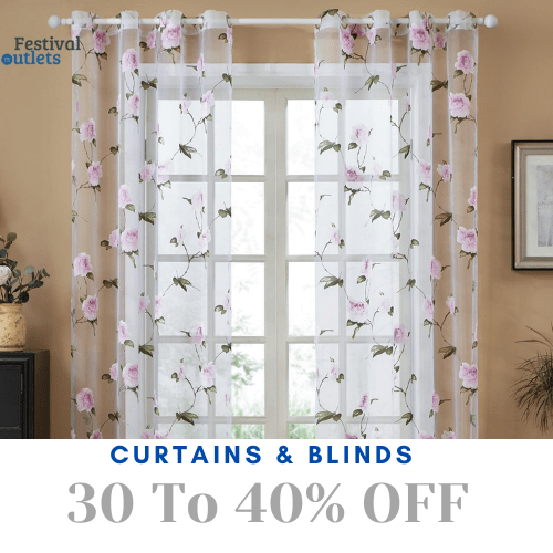 buy curtains and blinds online festivaloutlets.com